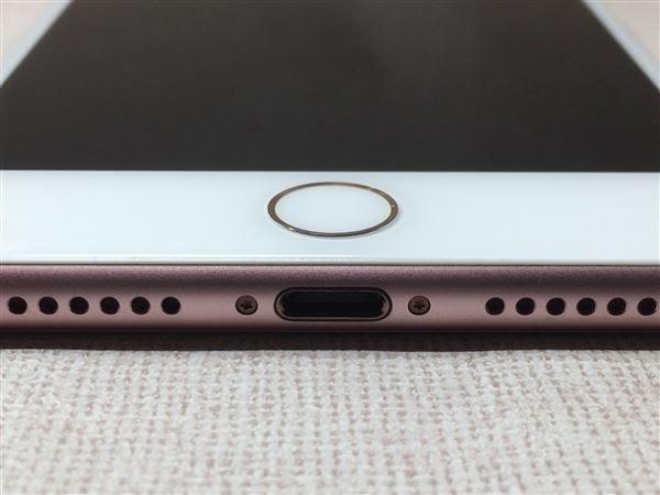 【中古】【安心保証】 iPhone7Plus[32GB] au MNRD2J ローズゴールド