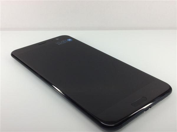 【中古】【安心保証】 au HTV33[64G] ブリリアントブラック