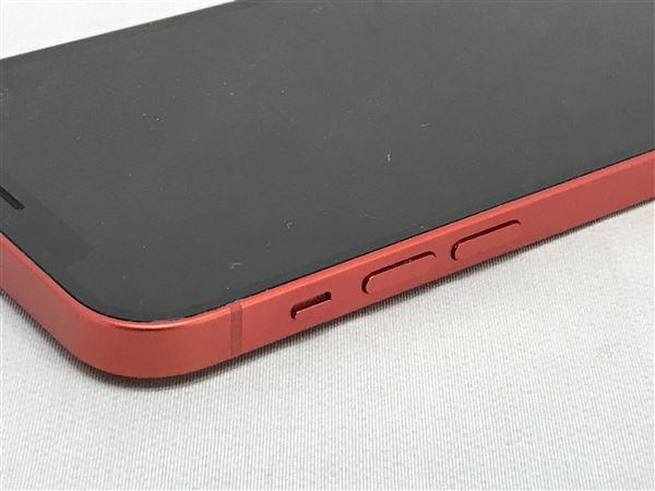 【中古】【安心保証】 iPhone12[64GB] SoftBank MGHQ3J PRODUCTRED