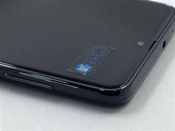 【中古】【安心保証】 UQモバイル SCV49 ブラック