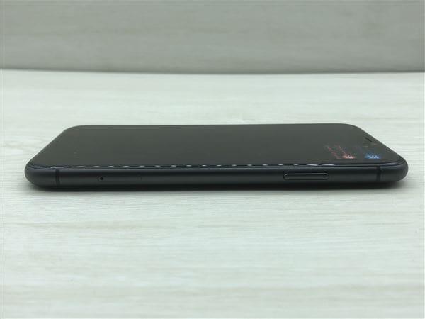 【中古】【安心保証】 iPhone11[64GB] docomo MWLT2J ブラック