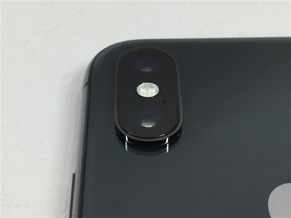 【中古】【安心保証】 iPhoneXS[256GB] SoftBank MTE02J スペースグレイ