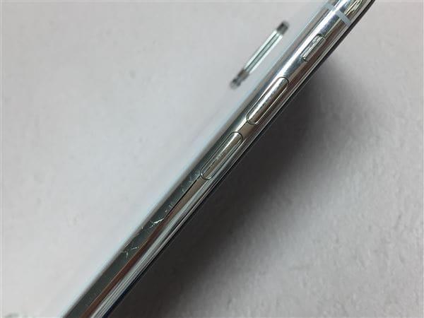 【中古】【安心保証】 iPhoneX[256GB] SIMロック解除 au シルバー