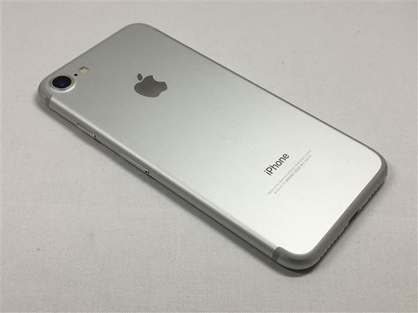 【中古】【安心保証】 iPhone7[32GB] SoftBank MNCF2J シルバー