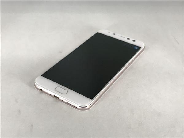 【中古】【安心保証】 SIMフリー ZenFone4Selfie Pro[64G] ゴールド