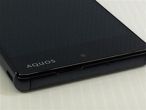 【中古】【安心保証】 SoftBank AQUOS Xx2 mini 503SH ブラック