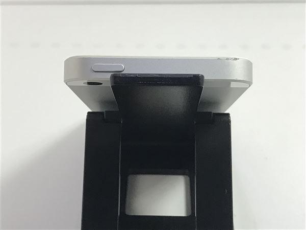 【中古】【安心保証】 iPhoneSE[32GB] UQモバイル MP832J シルバー