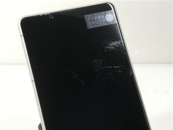 【中古】【安心保証】 docomo SO-51A [128GB] (5G) ホワイト