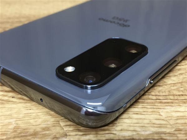 【中古】【安心保証】 docomo SC-51A[128GB] (5G) コスミックグレー