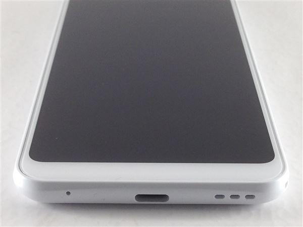 【中古】【安心保証】 SoftBank 801FJ ホワイト