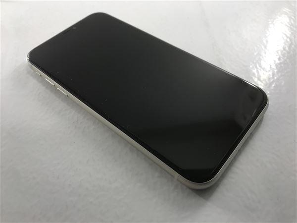 【中古】【安心保証】 iPhone11[64GB] SIMロック解除 docomo ホワイト