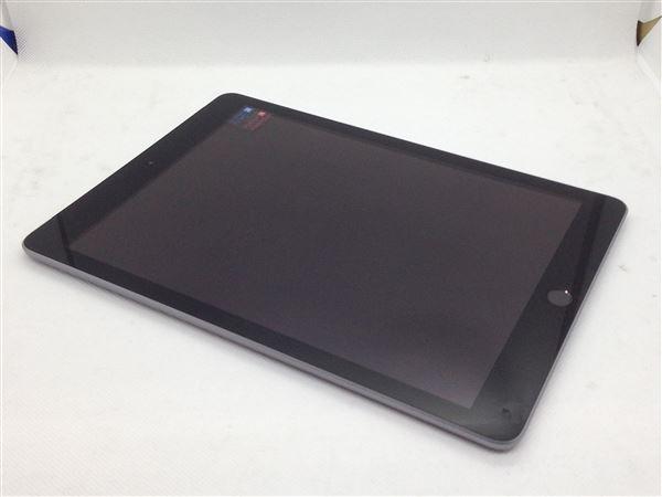 【中古】【安心保証】 iPad 9.7インチ 第6世代[128GB] SIMフリー スペースグレイ