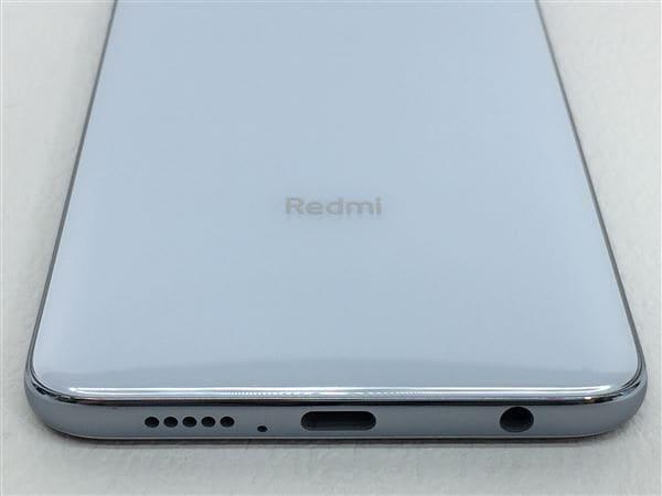 【中古】【安心保証】 SIMフリー Redmi Note 9S[128G] グレイシャーホワイト