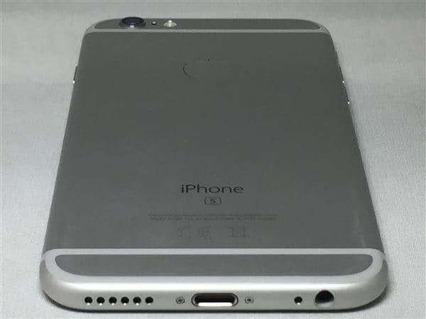 【中古】【安心保証】 docomo iPhone6s 32GB シルバー