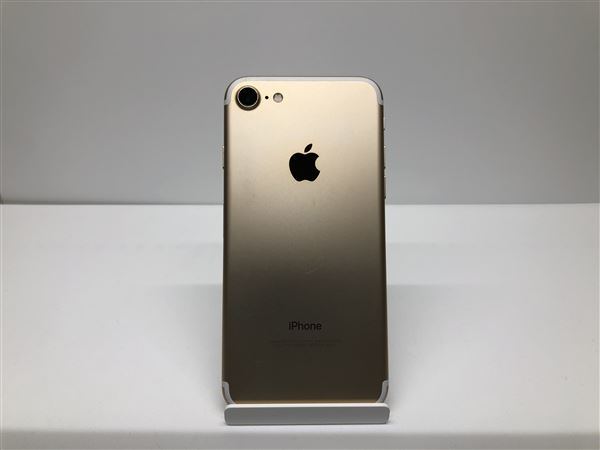 【中古】【安心保証】 iPhone7[32GB] SoftBank NNCG2J ゴールド