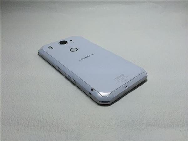【中古】【安心保証】 docomo Fー02G ホワイト