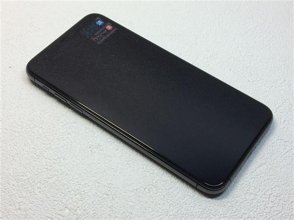 【中古】【安心保証】 iPhone11 Pro Max[256GB] au MWHJ2J スペースグレイ
