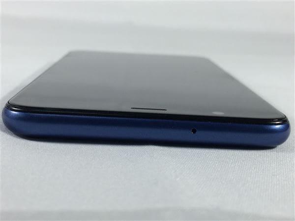 【中古】【安心保証】 SIMフリー novalite2 ブルー