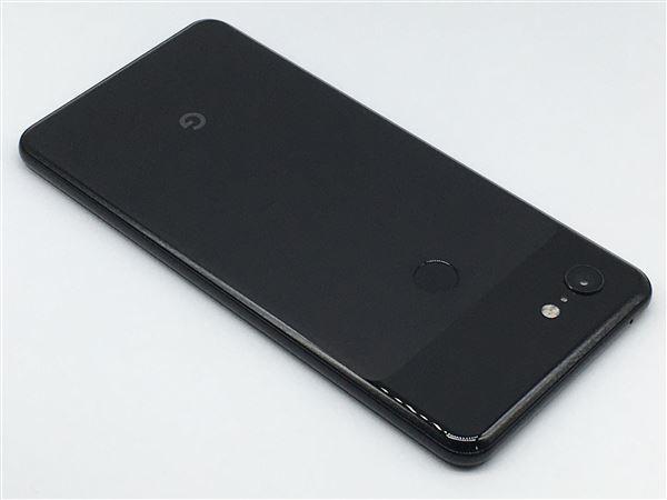 【中古】【安心保証】 SoftBank Pixel 3XL[64G] ジャストブラック