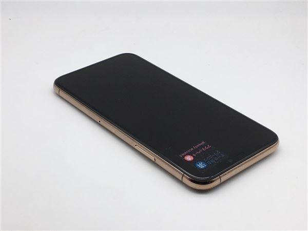 【中古】【安心保証】 iPhone11 Pro[256GB] au MWC92J ゴールド