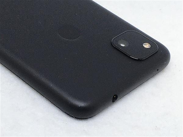 【中古】【安心保証】 SIMフリー Pixel 4a[128G] ジャストブナック