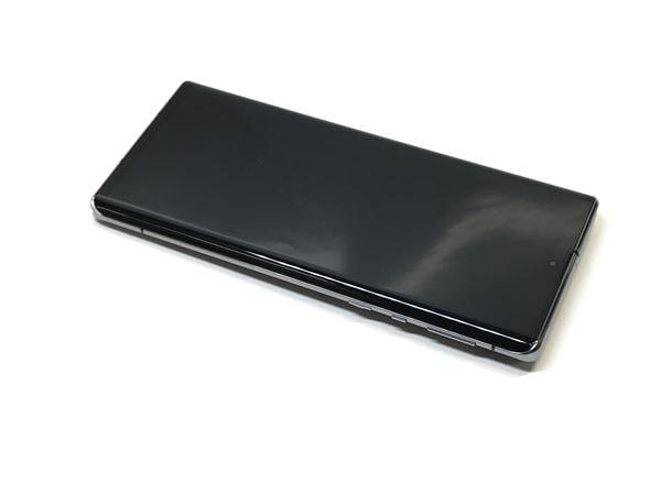 【中古】【安心保証】 docomo SH-51B [128GB] (5G) ブラック