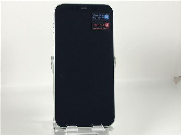 【中古】【安心保証】 iPhone12[128GB] SoftBank MGHY3J グリーン