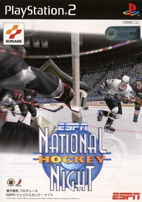 【中古】ESPN National Hockey Night