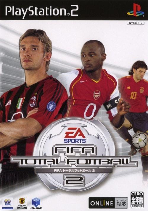 【中古】FIFAトータルフットボール2