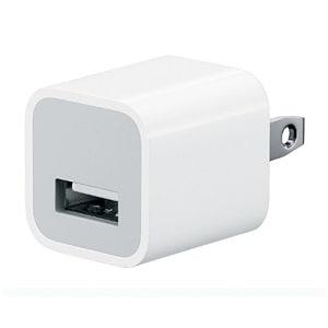 【新品】Apple/アップル 5W USB 電源アダプタ A1265/A1385
