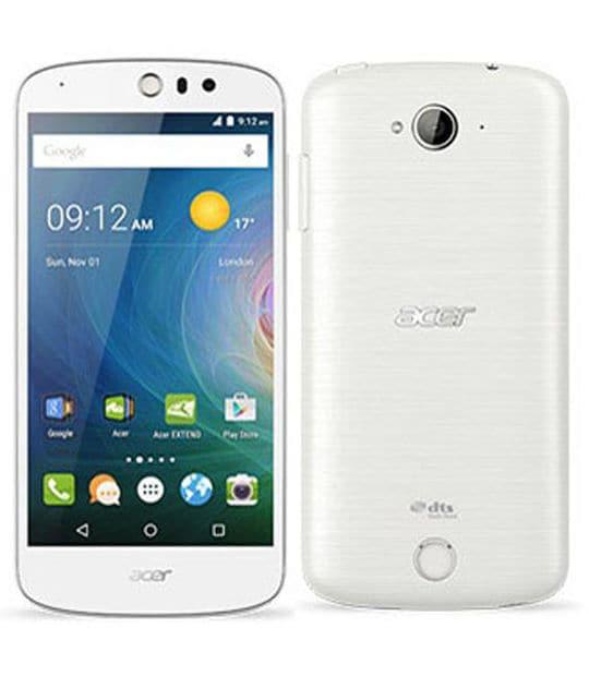 【中古】【安心保証】 SIMフリー Liquid Z530 ホワイト