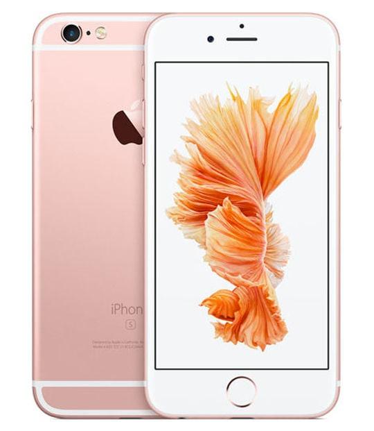 【中古】【安心保証】 iPhone6s[64GB] docomo NKQR2J ローズゴールド
