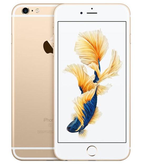 【中古】【安心保証】 iPhone6sPlus[64GB] SoftBank NKU82J ゴールド