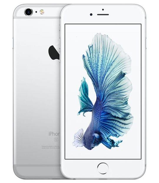 【中古】【安心保証】 iPhone6sPlus[64GB] docomo NKU72J シルバー