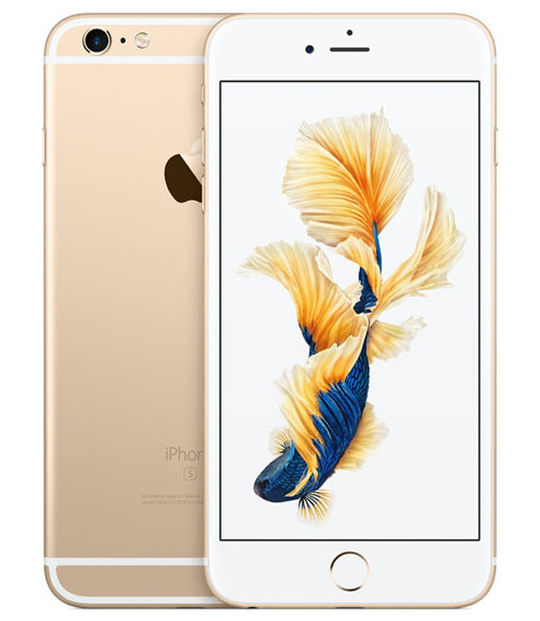 【中古】【安心保証】 iPhone6sPlus[64GB] docomo NKU82J ゴールド