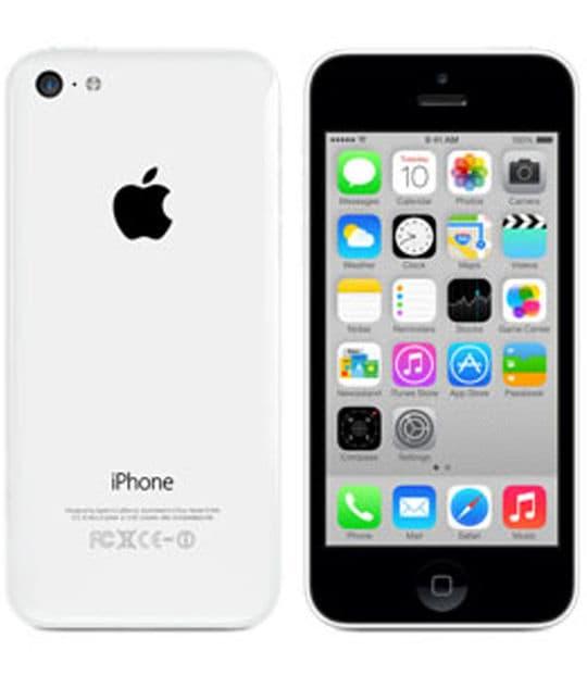 【中古】【安心保証】 iPhone5c[32GB] SoftBank NF149J ホワイト