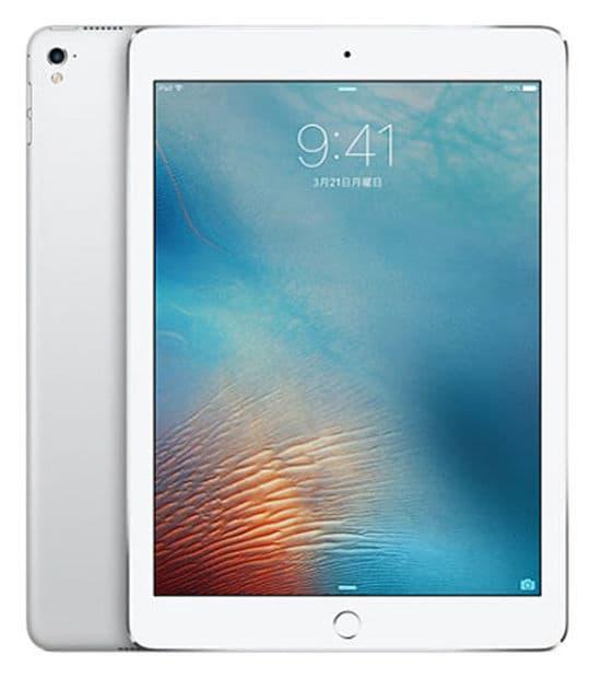 【中古】【安心保証】 iPadPro 9.7インチ 第1世代[32GB] セルラー docomo シルバー