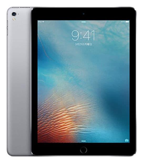 【中古】【安心保証】 iPadPro 9.7インチ 第1世代[256GB] セルラー docomo スペースグレイ