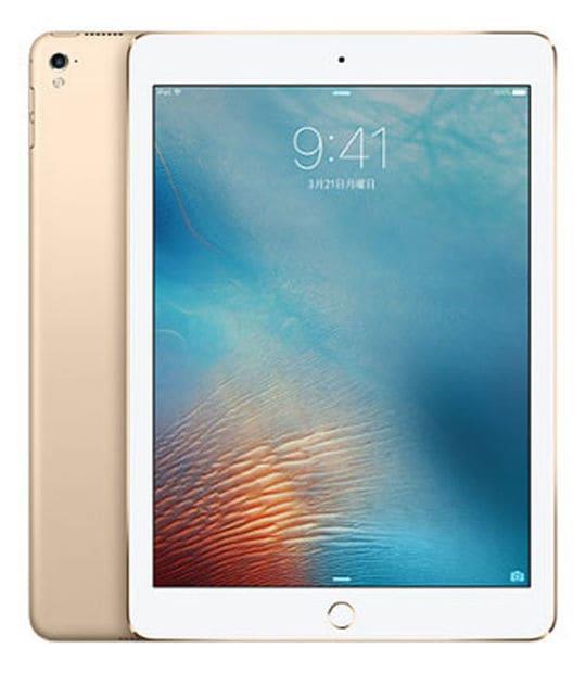 【中古】【安心保証】 iPadPro 9.7インチ 第1世代[32GB] セルラー SoftBank ゴールド