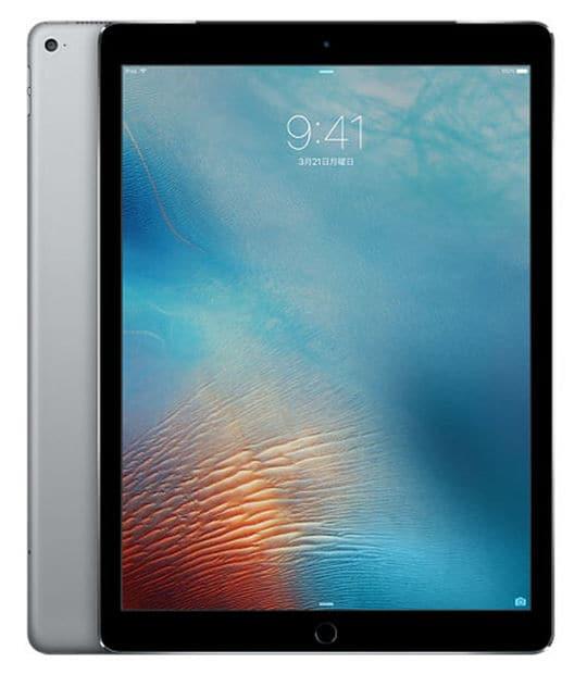 【中古】【安心保証】 iPadPro 12.9インチ 第1世代[256GB] Wi-Fiモデル スペースグレイ