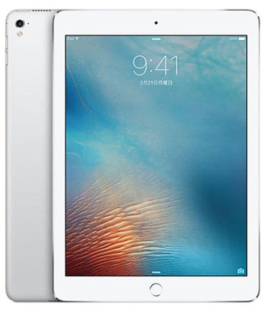【中古】【安心保証】 iPadPro 9.7インチ 第1世代[32GB] セルラー SoftBank シルバー