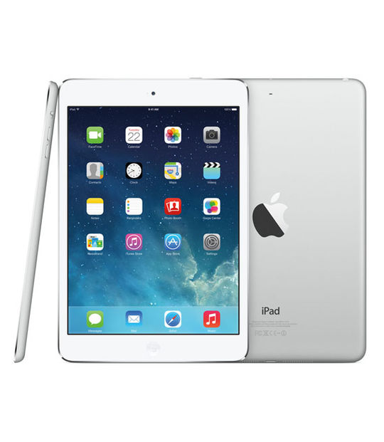 【中古】【安心保証】 iPadmini2 7.9インチ[64GB] セルラー docomo シルバー