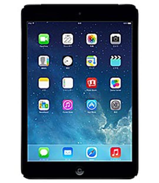 【中古】【安心保証】 iPadmini 7.9インチ 第1世代[16GB] Wi-Fiモデル スペースグレイ