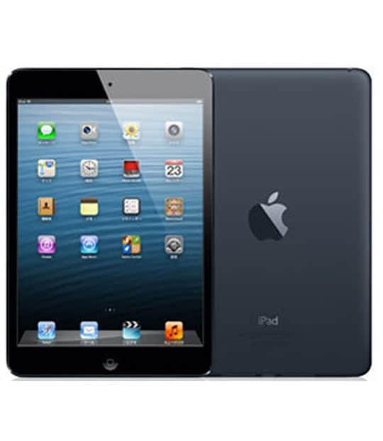 【中古】【安心保証】 iPadmini 7.9インチ 第1世代[16GB] Wi-Fiモデル ブラック&スレート