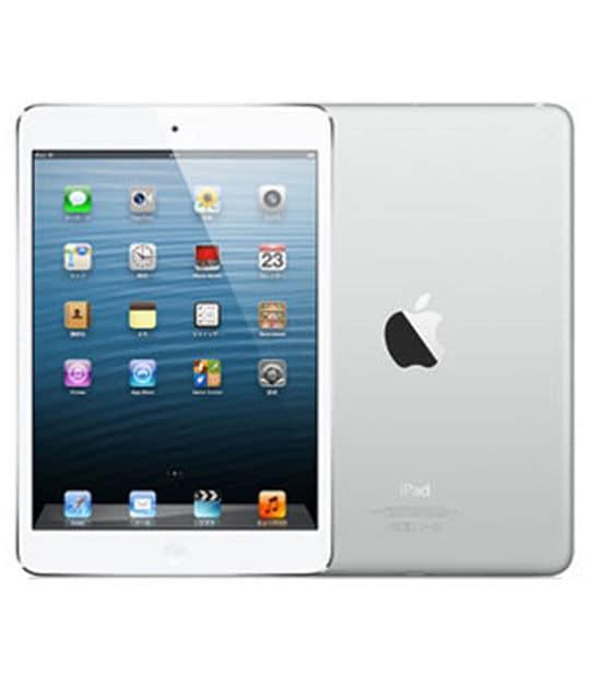 【中古】【安心保証】 iPadmini 7.9インチ 第1世代[16GB] Wi-Fiモデル ホワイト&シルバー