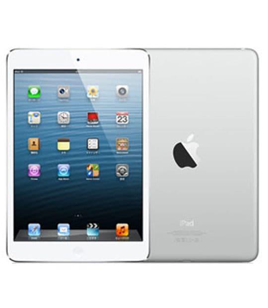 【中古】【安心保証】 iPadmini 7.9インチ 第1世代[32GB] Wi-Fiモデル ホワイト&シルバー