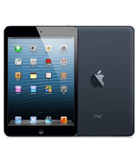 【中古】【安心保証】 iPadmini 7.9インチ 第1世代[64GB] Wi-Fiモデル ブラック&スレート