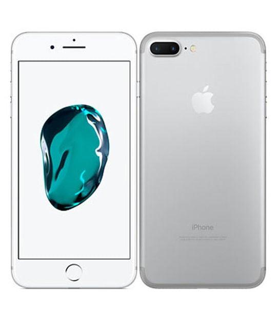 【中古】【安心保証】 iPhone7Plus[128GB] SoftBank MN6G2J シルバー