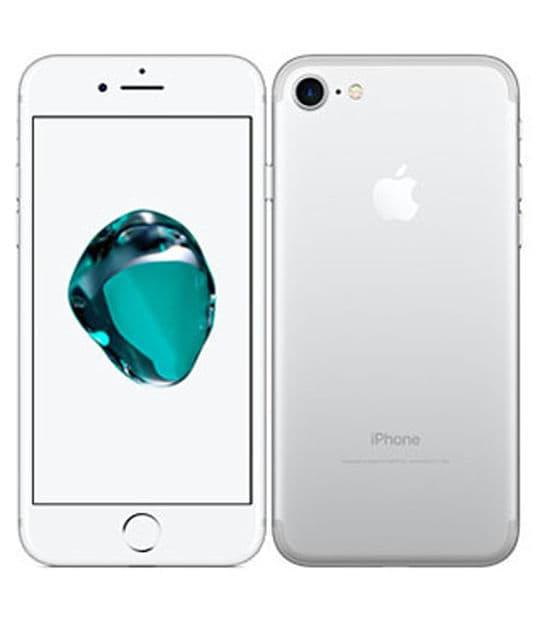 【中古】【安心保証】 iPhone7[256GB] SoftBank MNCR2J シルバー