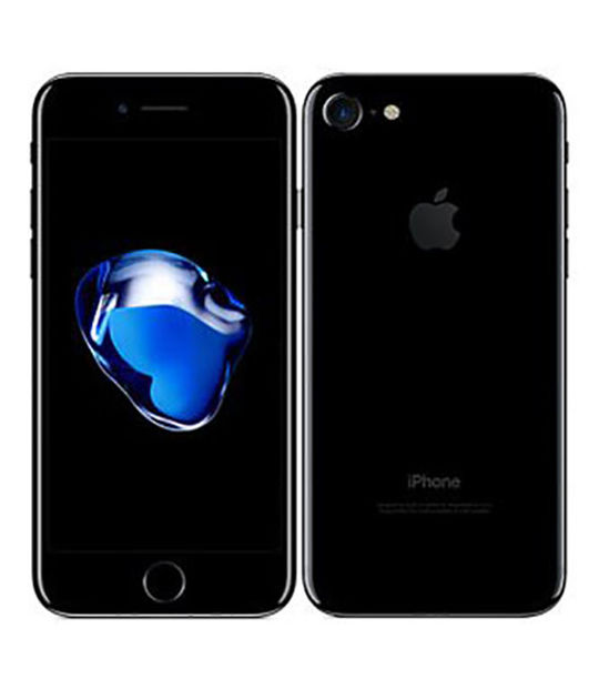【中古】【安心保証】 iPhone7[128GB] docomo NNCP2J ジェットブラック